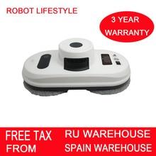 цены на Window Cleaning Robot High Suction Window Cleaner Robot Anti-falling Remote Control Vacuum Cleaner Window Robot  в интернет-магазинах