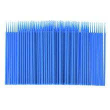 Durable Micro Disposable Eyelash Extension Individual Applicators Mascara Brush 100pcs/lot