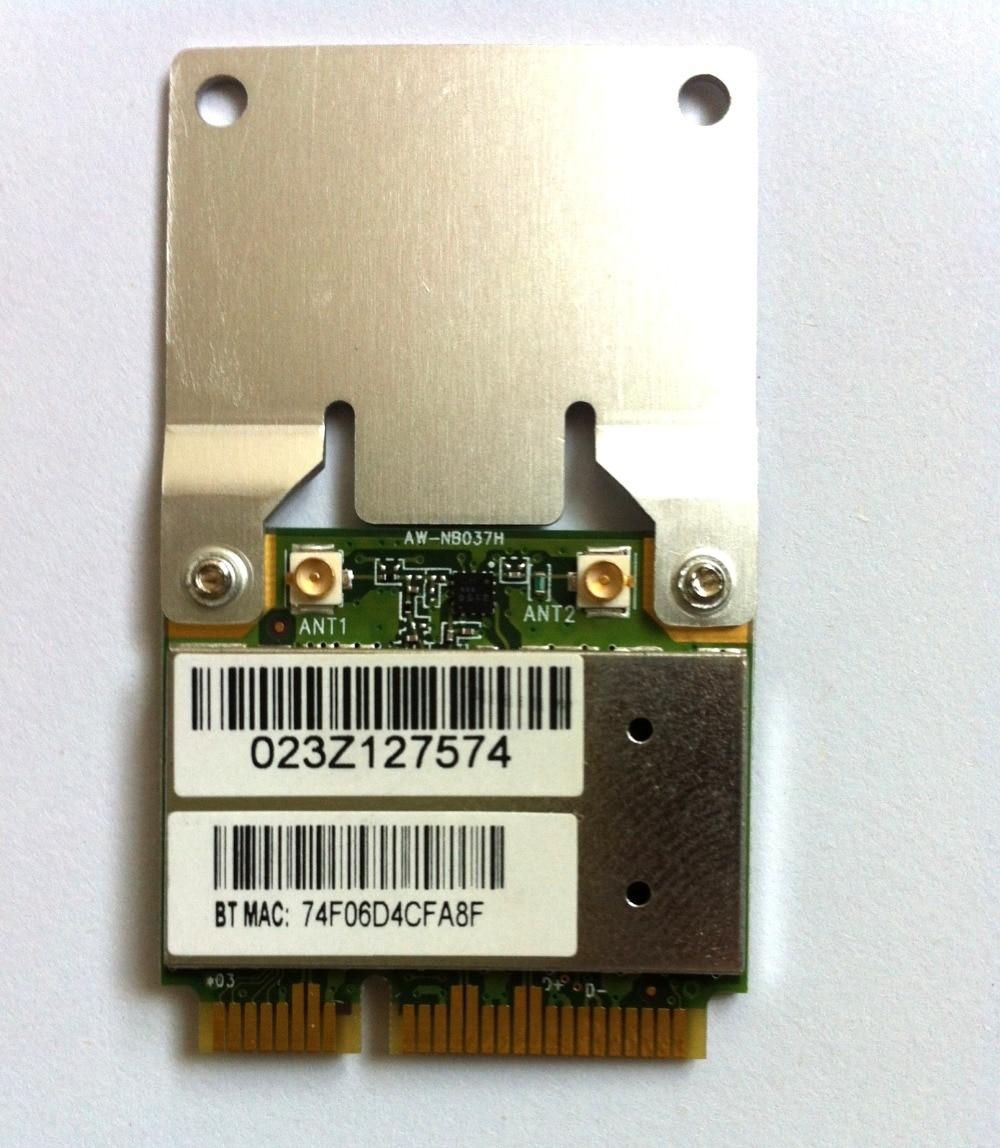 Atheros AzureWave AR9285 AR5B195 AR9002WB-1NGCD Mini PCIe WLAN WIFI BT Bluetooth card 2pcs lot ar9285 al1e ar9285 good qualtity hot sell free shipping buy it direct