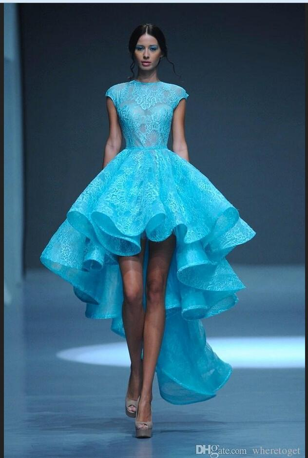 Sky blue dresses for sale