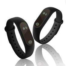 Купить с кэшбэком Smart Bracelet M2 Waterproof Heart Rate Monitor Fitness Sleep Tracker Sport Band for Android IOS Bluetooth Men Women Smart Watch