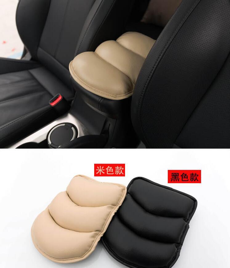 Efficiente High Quality Car Auto Center Console Bracciolo Pad Copertura Della Cassa Del Cuscino Per Mazda 2 3 5 6 Cx Cx-5 Cx-7 Car Styling (nota: Colore)