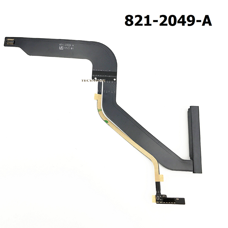 """HDD Hard Drive Cable 821-2049-A Apple MacBook Pro 13/"""" A1278 Mid 2012 923-0104"""