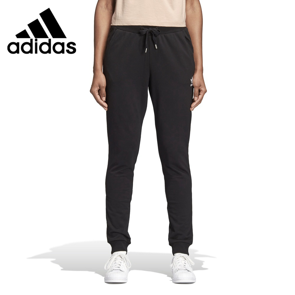 Original New Arrival 2018 Adidas Originals REG PANT CUFFED Women's Pants Sportswear new spring teenagers kids clothes pu leather girls jackets children outwear for baby girls boys zipper clothing coats costume
