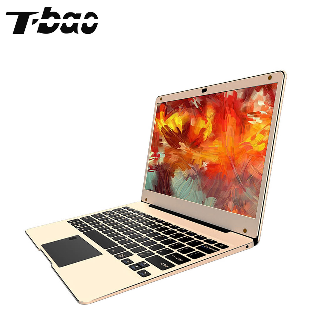 T-bao Tbook Air Laptops 12.5 inch 4GB LPDDR3 RAM 128GB SSD Intel Apollo Lake N3450 1080P FHD Screen Notebook Computer Laptops