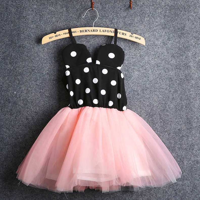 Compra minnie mouse dress online al por mayor de China, Mayoristas ...