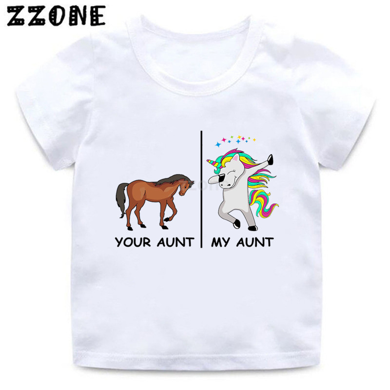 My Aunt Youth Tee Shirt Your Aunt