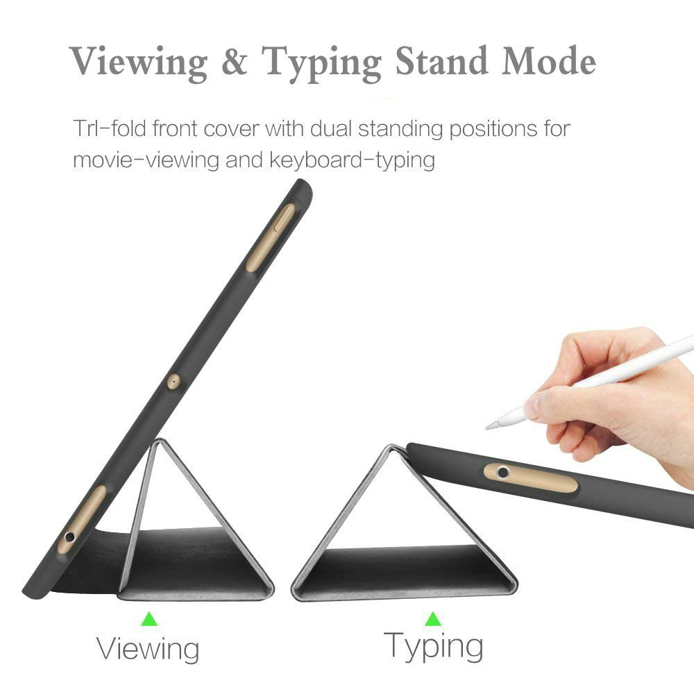 with 7th Pencil 2019 7 for Case iPad Generation Apple A2200 A2197 Holder For iPad 10.2