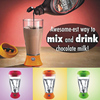 Smart Automatic Electric protein shaker blender free detachable my water bottle for sport mixer lazy coffee cup container t#