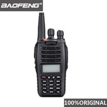 лучшая цена 100% Original Baofeng UV-B5 Two Way Radio Station VHF UHF 5W 99CH Ham Radio FM Transmitter Handheld Walkie Talkie B5 Transceiver