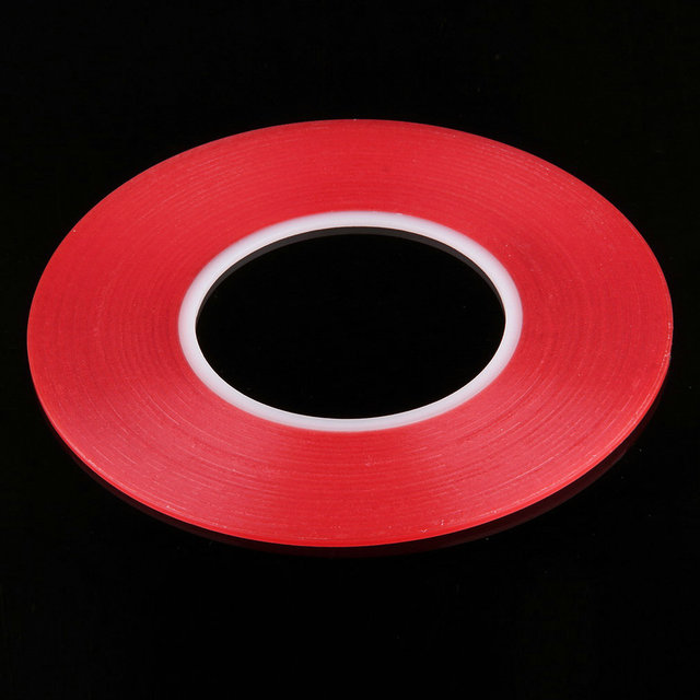 5mm 50M Strong Acrylic Adhesive Clear Double Sided Tape Wholesle