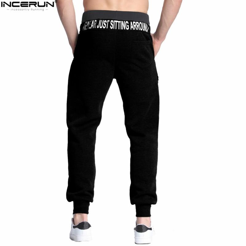 Winter Warm Thick Sweatpants Men's Track Pants Elastic Casual Baggy Lined Tracksuit Trousers Jogger Harem Pants Men Plus Size 8