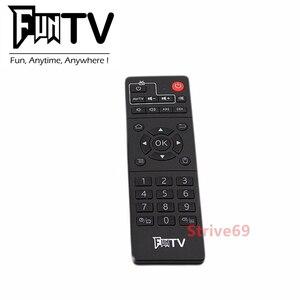 Image 1 - شحن مجاني جديد FUNTV صندوق FUNTV التحكم عن بعد ل funtv funvt2 funtv3