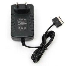Ue/ee.uu. plug cargador de la tableta 15 v 1.2a adaptador de viaje cargador de pared para asus eee pad tablet transformer tf101 tf201 tablets cargador