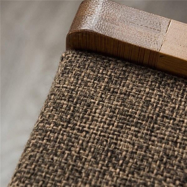 Rak kasut buluh Rak simpanan Penyelenggaraan bangku Rak perabot buluh - Perabot - Foto 4