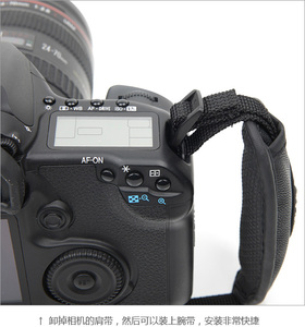 Image 5 - High Quality Camera Correa Faux Leather Hand Grip Wrist strap Photo Studio Accessories for Nikon for Canon for Sony DSLR Camera