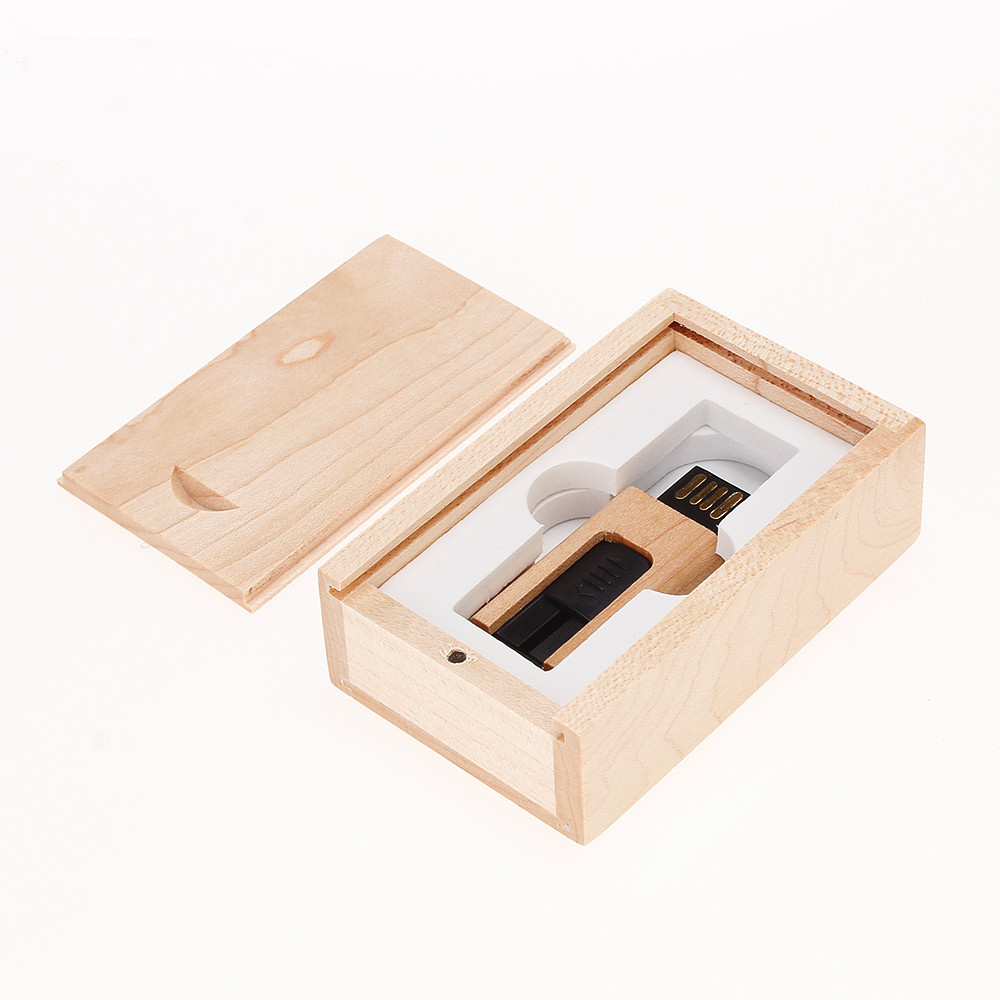 Image 2 - XIWANG 100% Real Capacity USB Flash Drive Creative Wood Drive Portable Device usb 2.0 4GB 8GB 16GB 32GB 64GB Flash Drive Gift-in USB Flash Drives from Computer & Office