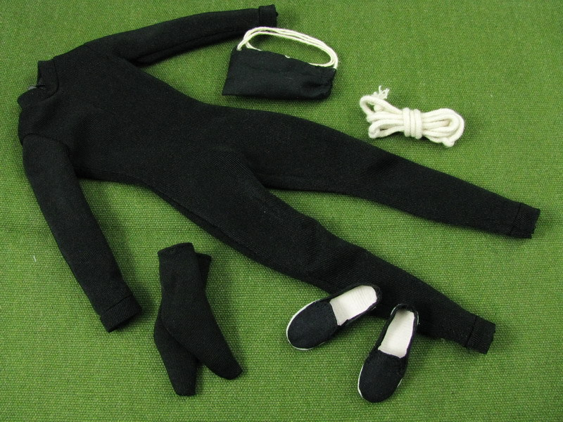 1/6scale figure clothes for 12″ Action figure doll accessories.Bruce Lee Kung Fu clothing A14A1485.not included doll