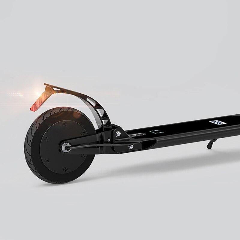 Scooter électrique facile à plier auto-équilibre planche à roulettes électrique Escooter Hoverboard Ebike Scooter électrique monocycle adulte LongBoard - 2