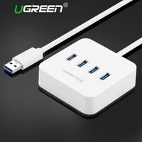 Ugreen USB 3 0 HUB 4 Ports Fast Speed 5Gbps 4 Ports HUB USB Splitter With