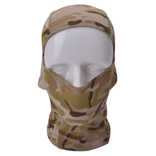 SINAIRSOFT USMC Navy Seal Sniper Breathable Rattlesnake Tactical Full Face Mask Airsoft Paintball Motorcycle Hunting Multicam