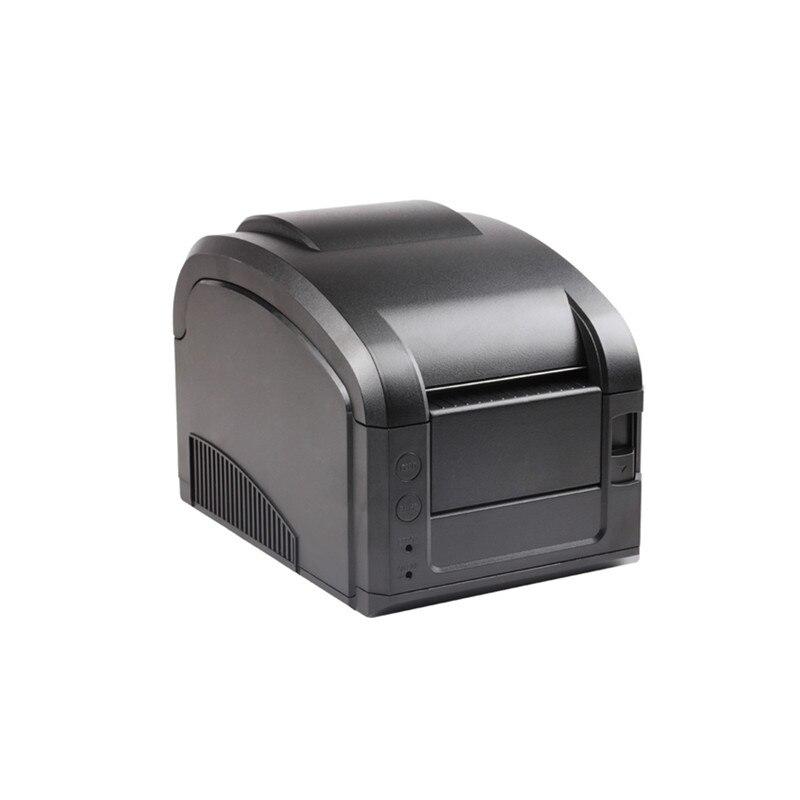 US $72 2 |3120TL barcode printer thermal printer price label clothing tag  qr code jewelry hangtag logistics sticker label printer USB port-in  Printers