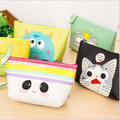 Multifunction Cosmetic Bag Women Cute Travel Insert Organizer Handbag Purse Large Liner Lady Bags Makeup Cartoon Travelling Bag
