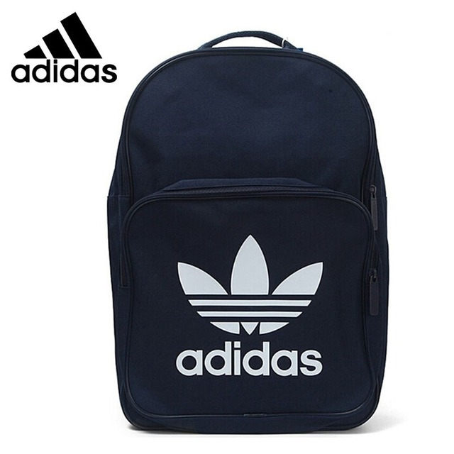 63cc66f6445a Original New Arrival 2018 Adidas Originals CLAS TREFOIL Unisex Backpacks  Sports Bags-in Training Bags from Sports   Entertainment on Aliexpress.com  ...