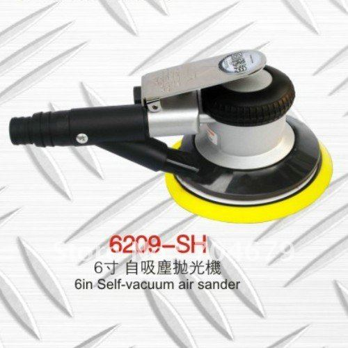 6 inch Air Sander Pneumatic Sander Automotive Workshop Tools Random Orbital 5 inch 125mm pneumatic sanders pneumatic polishing machine air eccentric orbital sanders cars polishers air car tools