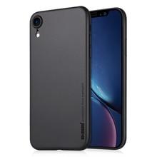 Memumi чехол для iPhone XR 6,1 «2018, ультра тонкий 0,3 мм PP матовый для iPhone XR Тонкий чехол для телефона анти-отпечатки