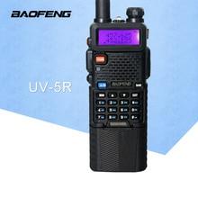 Baofeng UV-5R 3800mAh Walkie Talkie 5W Dual Band Radio UHF 400-520MHz VHF 136-174MHz UV 5R Two Way Radio Portable Walkie Talkie