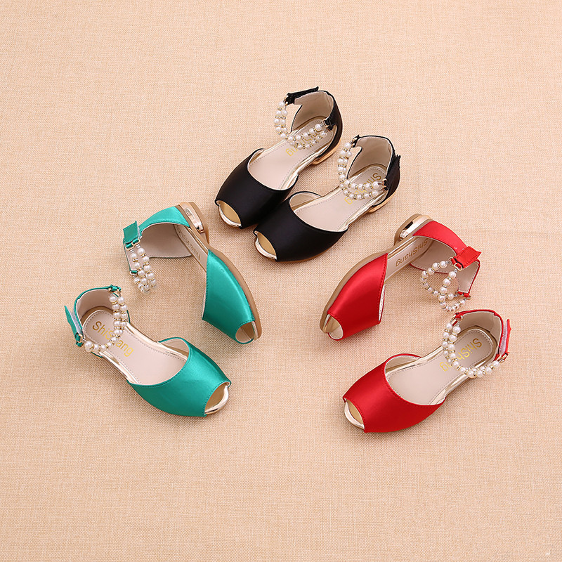 sandal girl shoes size 27 to 37 2018