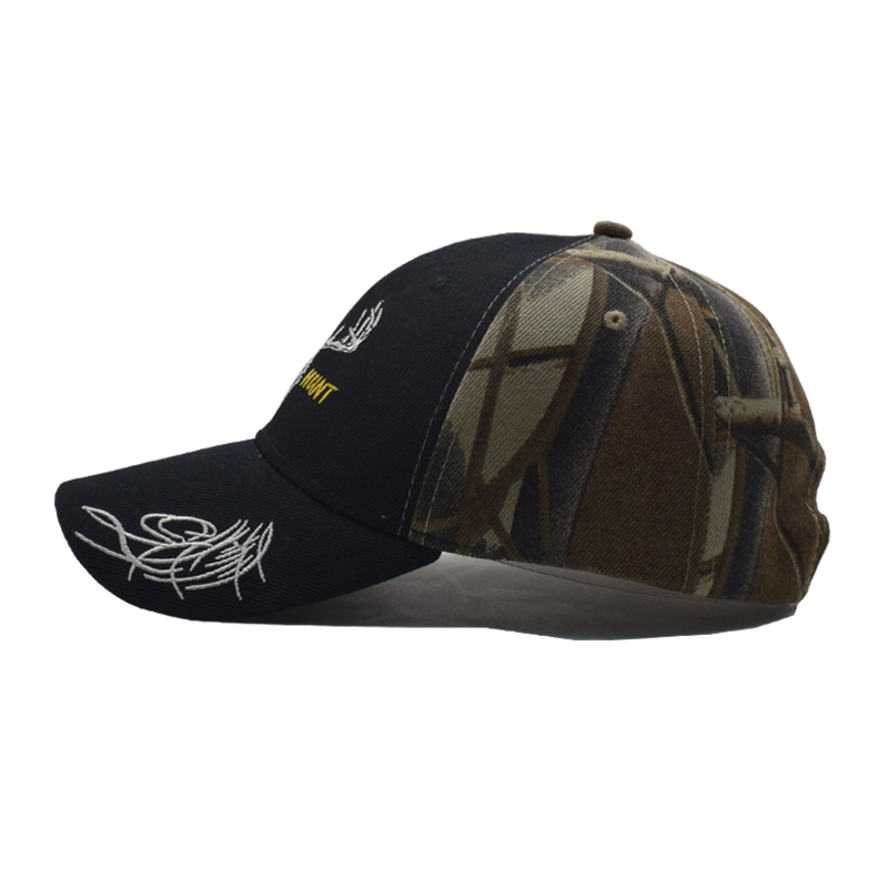 4d281b3c1b5 Nanci si Hunting Style Woodland Army Green Camouflage Baseball Hat Cap Deer Hunt  Cap Casquette Camo Hat Dad Hat For Men Women-in Baseball Caps from Apparel  ...