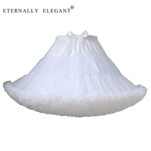 New Short Tulle Petticoat Dress Girls Skirt Petticoat Tutu Lolita Faldas Cupcake Dress Multi Color EE102