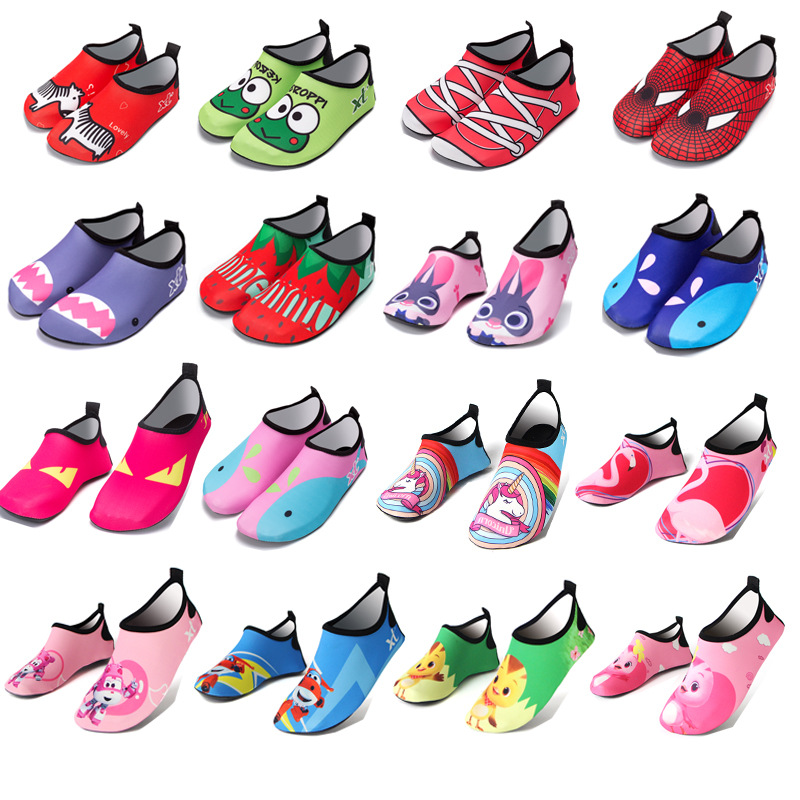 Toddler shoes Kids Swim Water Shoes Boys Girls Barefoot Aqua Socks Shoes for Beach Pool Surfing Yoga Unisex