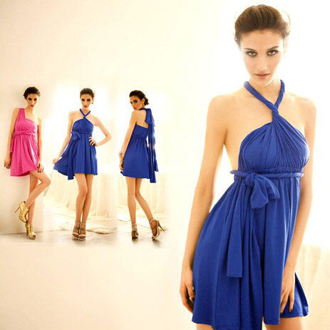 short with strptes dresses