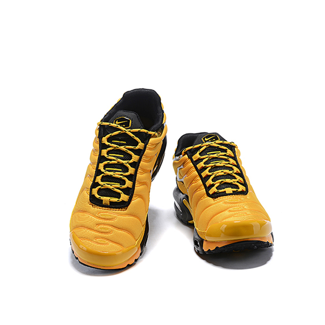 Nike Air Max Plus Original Men's Running Shoes Outdoor Breathable Comfort Sneakers Designer Shockproof Jogging Footwear Athletic 2