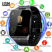 цена на Bluetooth Smart Watch DZ09 Smartwatch Android Phone Call Relogio 2G GSM SIM 16G SD Card Camera Band for iPhone Samsung Huawei