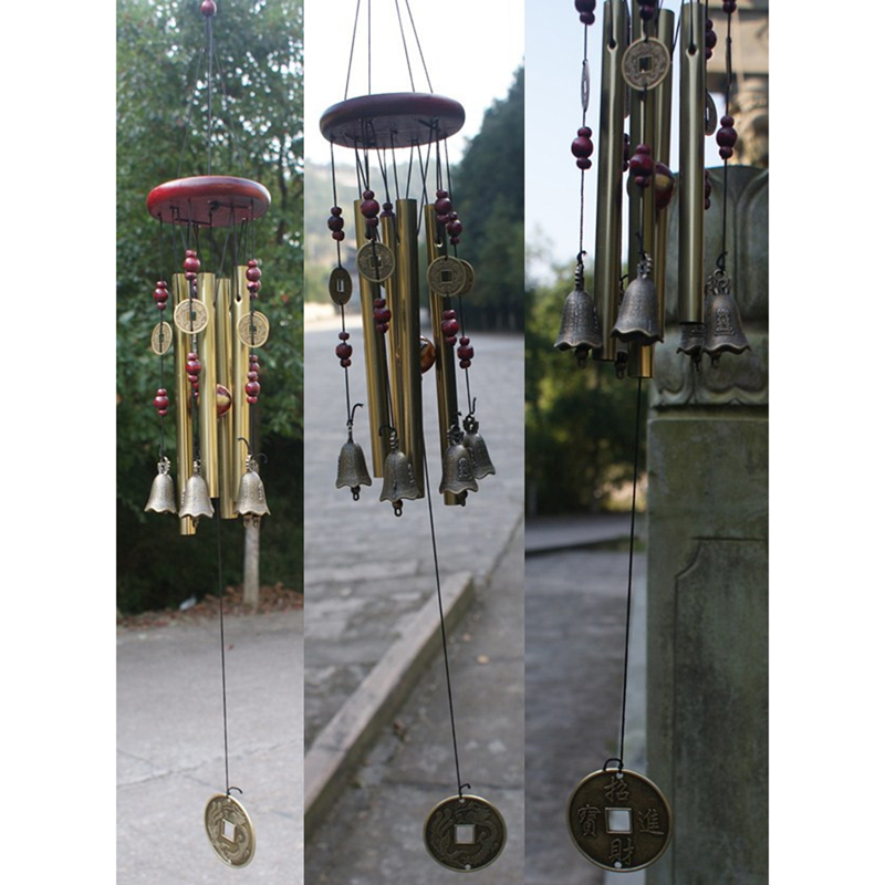 Online Buy Wholesale outdoor garden bells from China outdoor