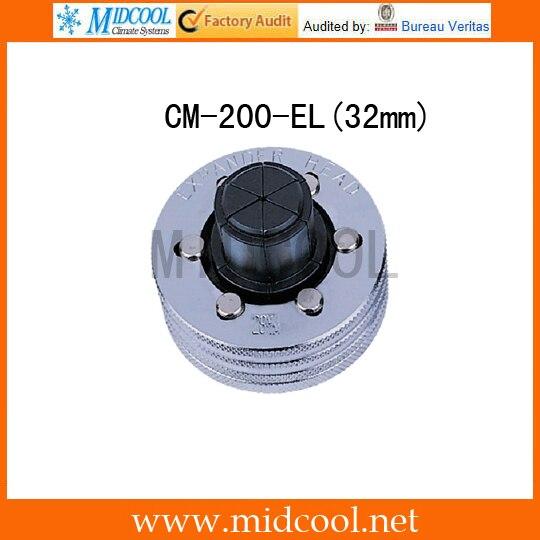 STANDARD RIVETED EXPANDER HEADS CM-200-EL(32mm)STANDARD RIVETED EXPANDER HEADS CM-200-EL(32mm)