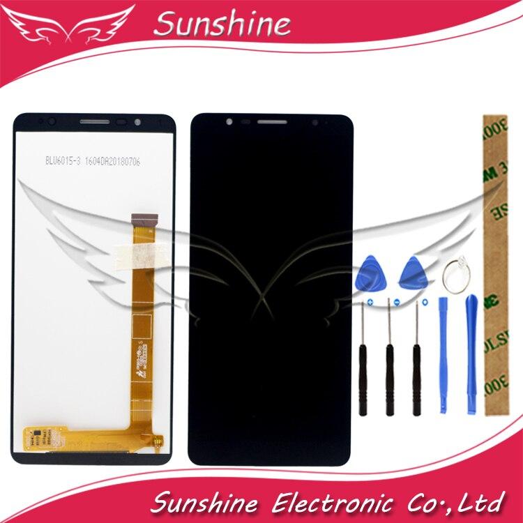 Écran LCD pour Alcatel 3C 5026 5026A 5026D OT5026 OT 5026 écran LCD avec assemblage de numériseur d'écran tactile