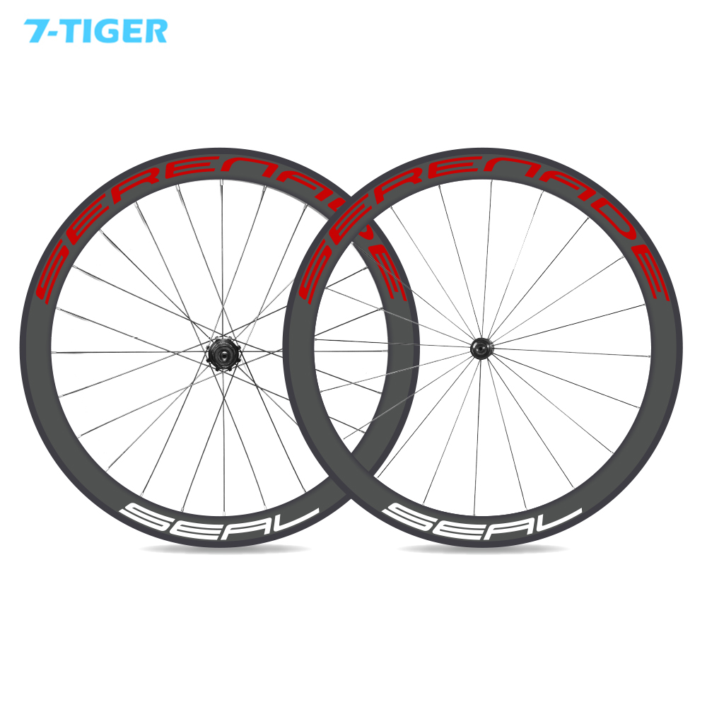 700C Carbon Wheelset Clincher 50mm Carbon Bicycle Wheels tubeless Road Bike Wheels Basalt Braking straight pull hubs DT spoke