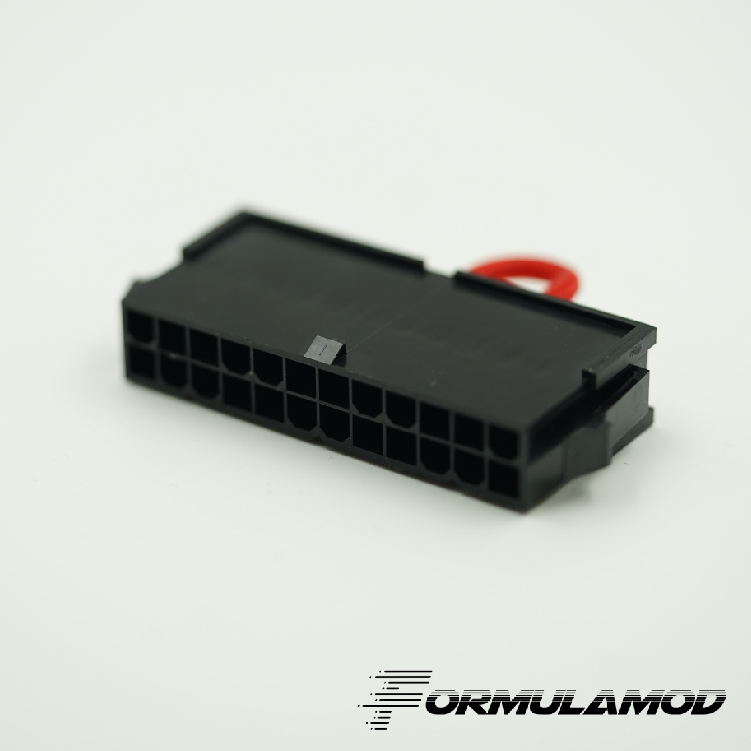 FormulaMod Fm-24PPS, 24Pin Power Starter, For Water Cooling System Power Start And Test, No Need Connect Motherboard