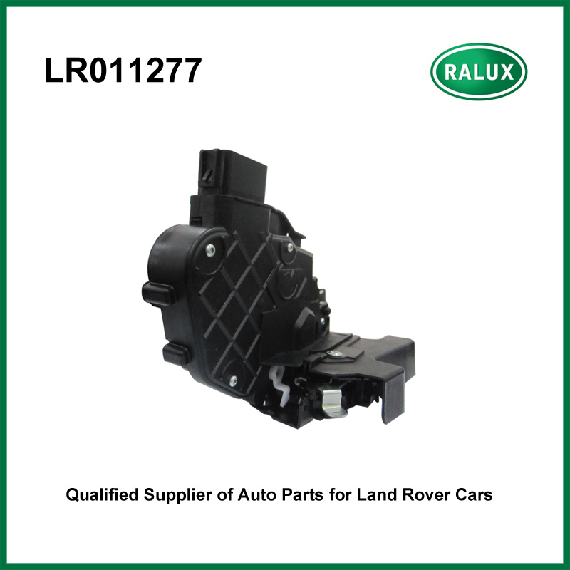 High Quality front left car door latch for Evoque Freelander 2 Discovery 3/4 Range Rover Sport auto door locks supplier LR011277 lr011275 high quality car door latch front right for lr evoque freelander 2 discovery range rover sport auto body parts supplier