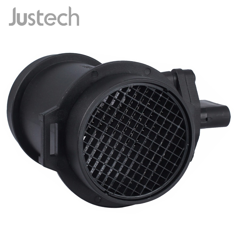 Justech Car Air Mass Meter 13621433565 For BMW <font><b>3</b></font> <font><b>7</b></font> Z3 Air Mixer Fittings Fast Response Platinum Sensor Air Mass Meter image