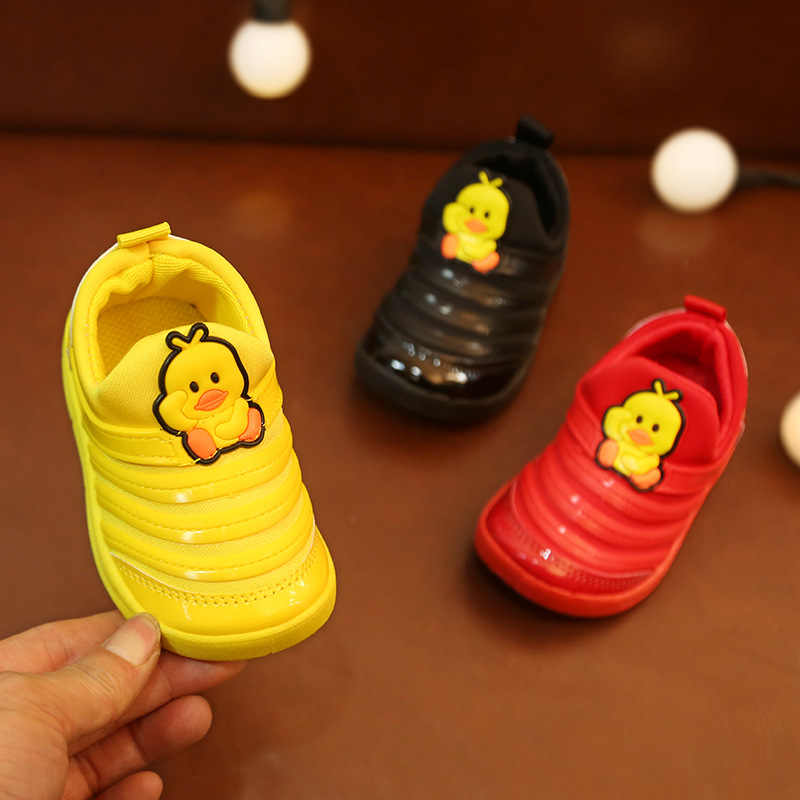 Sports-Shoes Caterpillar Sneakers Soft-Sole Antislip Infant Girls Baby Boys Breathable