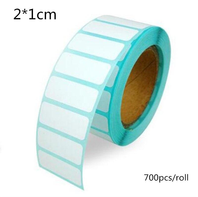 20 A4 foglio adesivo 40 52,5 x 29,7 millimetri etichetta di carta adesiva a getto dinchiostro e laser etichette