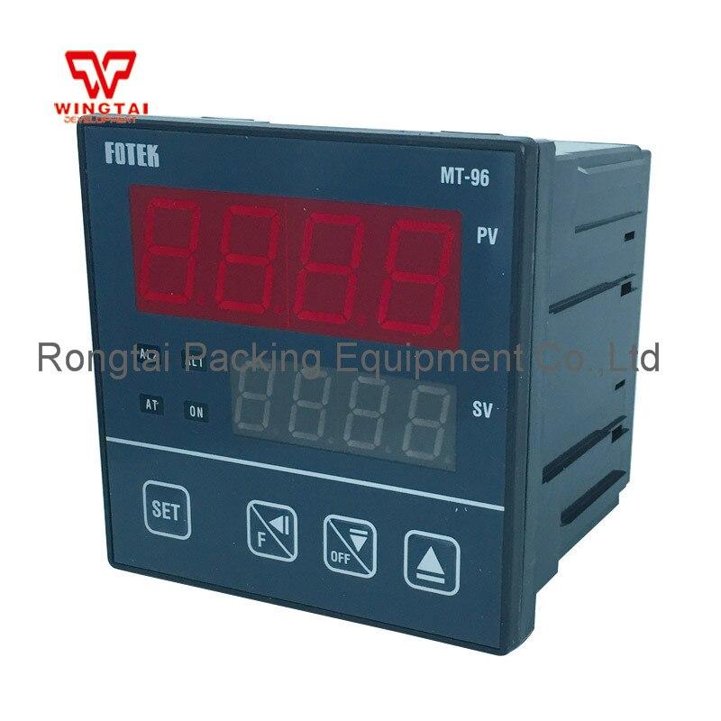 Taiwan Original Fotek MT96-R Temperature Controller Fuzzy+PID taiwan fotek pid fuzzy digital electrical temperature controller mt20 re programable temperature controller