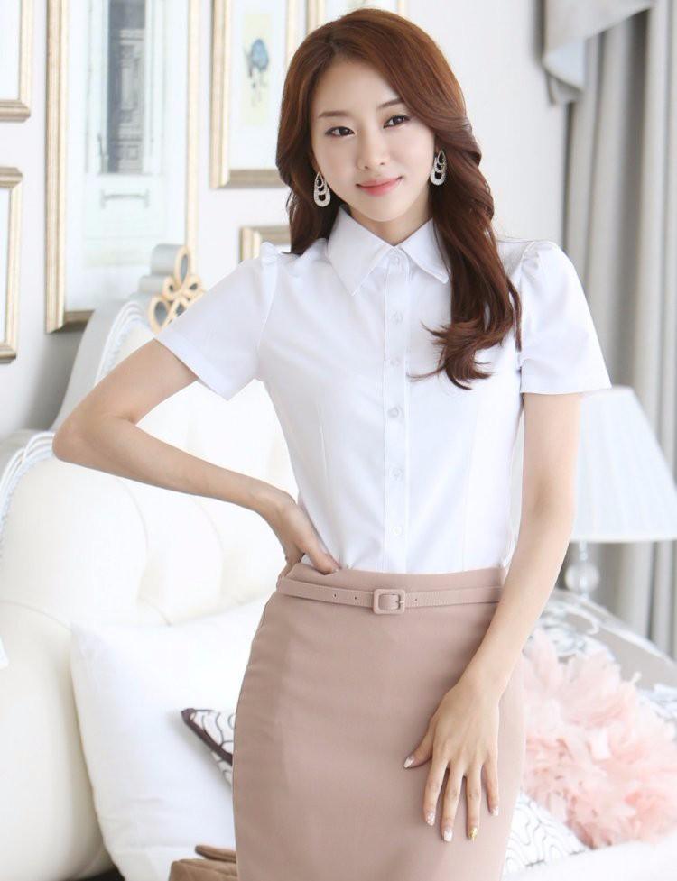 HTB1VHhdLpXXXXbZXFXXq6xXFXXXs - Casual Blouse Long Sleeve Femininas Ladies Work Wear Tops Shirt