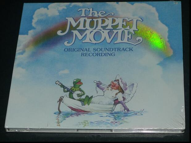 2018 Smok Alien Marsha Cd Box Set Top Fashion Special Offer Free Shipping: The Muppet Movie By Muppets Soundtrack Cd Sealed ...